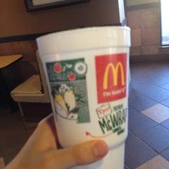 Photo taken at McDonald's by Matt C. on 4/28/2013
