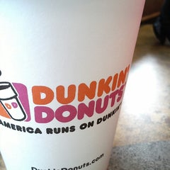 Photo taken at Dunkin' Donuts by Frederick R. on 5/21/2013