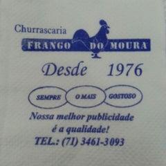 Photo taken at Frango do Moura by Sergio E. on 3/24/2013