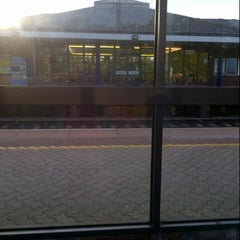 Photo taken at Tiverton Parkway Railway Station (TVP) by Tyla E. on 5/19/2013