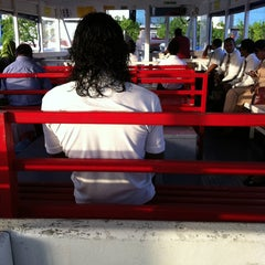 Photo taken at Airport Ferry Ticket Booth by Ahmed J. on 6/11/2013