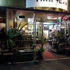 Photo taken at Thai Vegan by Christy L. on 11/8/2012