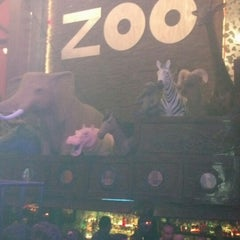 Photo taken at ZOO Bar by Cesar C. on 7/28/2013