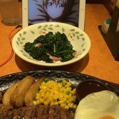 Photo taken at サイゼリヤ PORTA神楽坂店 by かずうが叫びたがってるんだ。 あ. on 6/24/2015
