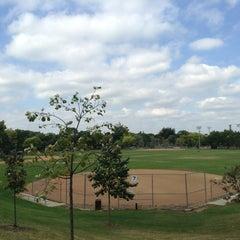 Photo taken at Armatage Park by Santa E. on 9/17/2013