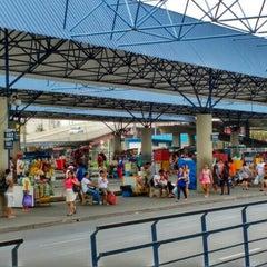 Photo taken at Terminal 5 / T5 - São José by fernandu z. on 11/20/2015