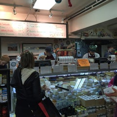 Photo taken at La Fromagerie Atwater by David F. on 12/24/2015