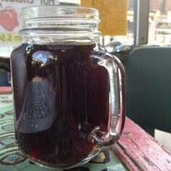 Photo taken at Beehive Coffeehouse by Blake S. on 5/2/2013