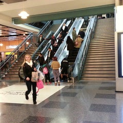 Photo taken at Ogilvie Transportation Center by K. K. on 3/10/2013