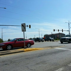 Photo taken at US Route 14 at IL Route 47 by K. K. on 9/15/2015