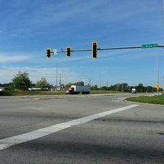 Photo taken at US Route 14 at IL Route 47 by K. K. on 9/23/2015