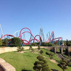 Photo taken at PortAventura Park by Rodion N. on 6/12/2013