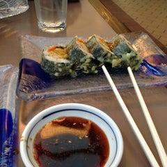 Photo taken at Daruma Japanese Restaurant by Ivet M. on 5/24/2013