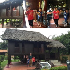 Photo taken at P. Ramlee's House by Alyn75 on 9/17/2015