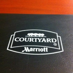 Photo taken at Courtyard by Marriott - Bristol by Paul R. on 6/24/2014
