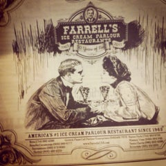 Photo taken at Farrell's Ice Cream Parlour by Paul R. on 7/25/2015