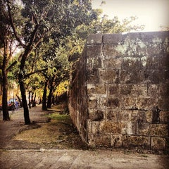 Photo taken at Intramuros by Fifo Ceasar P. on 2/11/2013