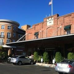 Photo taken at Napa River Inn by Keith W. on 10/10/2012