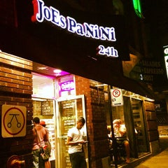 Photo taken at Joe's Panini by Damiano R. on 7/17/2013