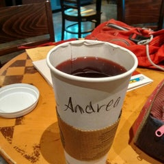 Photo taken at Starbucks Coffee by Andrea V. on 7/5/2015