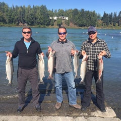Photo taken at Town of Soldotna by Jay W. on 8/22/2015