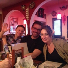 Photo taken at La Paz Mexican Restaurant by Jay W. on 5/1/2014