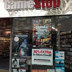 Photo taken at GameStop by Natasha D. on 5/11/2013