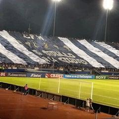 Photo taken at Estadio Tecnológico by Karla C. on 5/2/2013