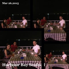 Photo taken at Harbour Bay Seafood Restaurant by Frederik C. on 3/26/2015