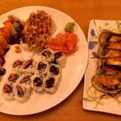 Photo taken at Shogun Sushi by Kat D. on 8/10/2015