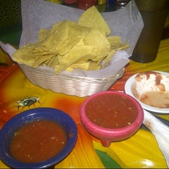 Photo taken at El Maguey by Heather N. on 5/6/2013