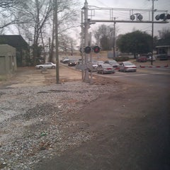Photo taken at Amtrak Station - Tuscaloosa, AL (TCL) by TRST on 1/10/2014