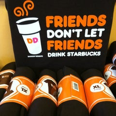 Photo taken at Dunkin' Donuts by Antonice L. on 2/9/2013