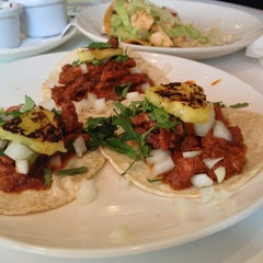 Photo taken at Taqueria by Alexis D. on 7/4/2013