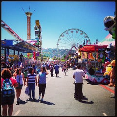 Photo taken at Alameda County Fairgrounds by Kevin S. on 7/6/2013