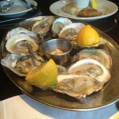 Photo taken at Biggie's Restaurant Raw Bar Tavern by Anthony P. on 4/30/2013