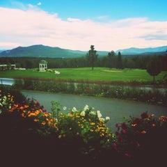 Photo taken at Mountain View Grand Resort & Spa by 3mori A. on 8/5/2015