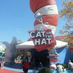Photo taken at The Cat in the Hat by Brian M. on 3/31/2013