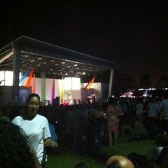 Photo taken at Young Circle-ArtsPark by FLO F. on 6/16/2013