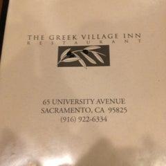 Photo taken at Greek Village Inn Restaurant by Headwall M. on 5/20/2013