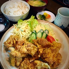 Photo taken at 和食料理 花邨 by Matio M. on 1/13/2015