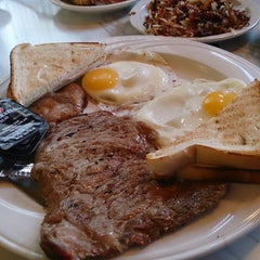 Photo taken at Glider Diner by Danny W. on 5/25/2013