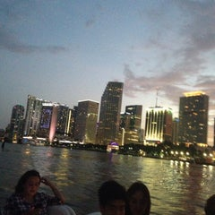 Photo taken at Brickell Place Marina by Feda K. on 8/17/2014