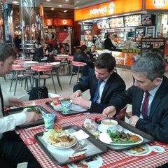 Photo taken at Köfteci Ramiz by Arzu Ç. on 12/24/2013
