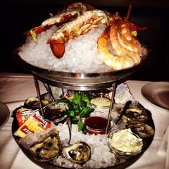 Photo taken at Eddie V's Prime Seafood by David G. on 8/15/2013