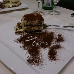 Photo taken at Da Carlo Pizzeria by Daniel Z. on 3/20/2014