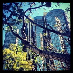 Photo taken at The Westin Bonaventure Hotel & Suites, Los Angeles by Ross P. on 1/31/2013