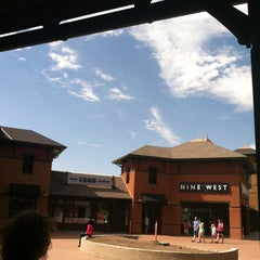 Photo taken at Outlets at Castle Rock by Matthew M. on 7/10/2013