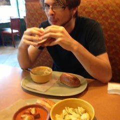 Photo taken at Panera Bread by Nicole G. on 6/27/2013
