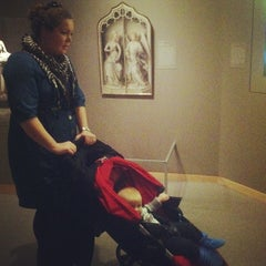 Photo taken at Walters Art Museum by Laurie B. on 3/20/2013